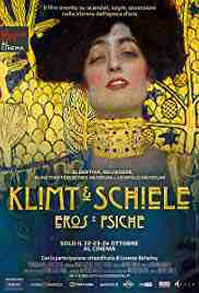 Poster Klimt and Schiele Eros and Psych 2018 Michele Mally