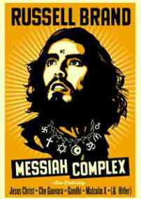 messiah complex russell brand