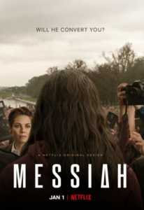 messiah netflix poster