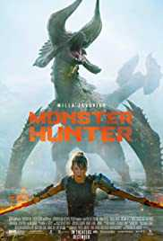 Poster Monster Hunter 2020 Paul Ws Anderson