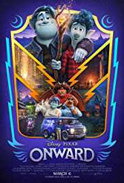 Poster Onward 2020 Dan Scanlon