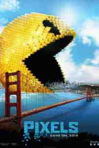 Poster Pixels 2015 Chris Columbus