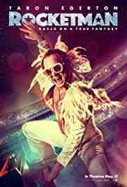 Poster Rocketman 2019 Dexter Fletcher