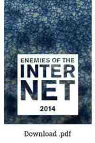 enemies of the internet 2014