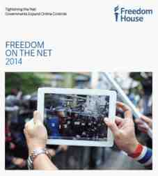 freedom on the net 2014