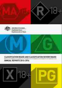 australian classification board 2013 2014