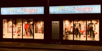 Nice 'n' Naughty in Chester