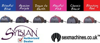 sex machine sybian colours