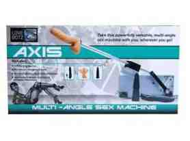sex machines axis multi angle