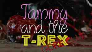 tammy and the t rex trailer